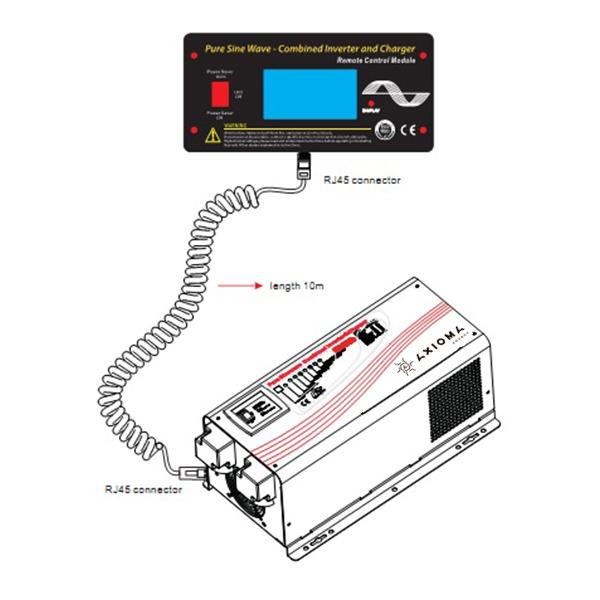Пульт дистанционного управления для ИПБ AXIOMA energy серии IA