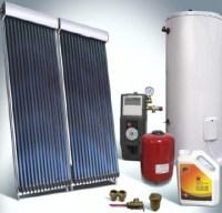 Використовуємо сонячний колектор для води